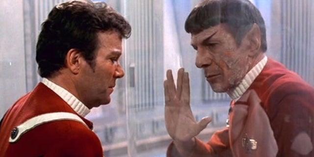 Spock's Death Star Trek II