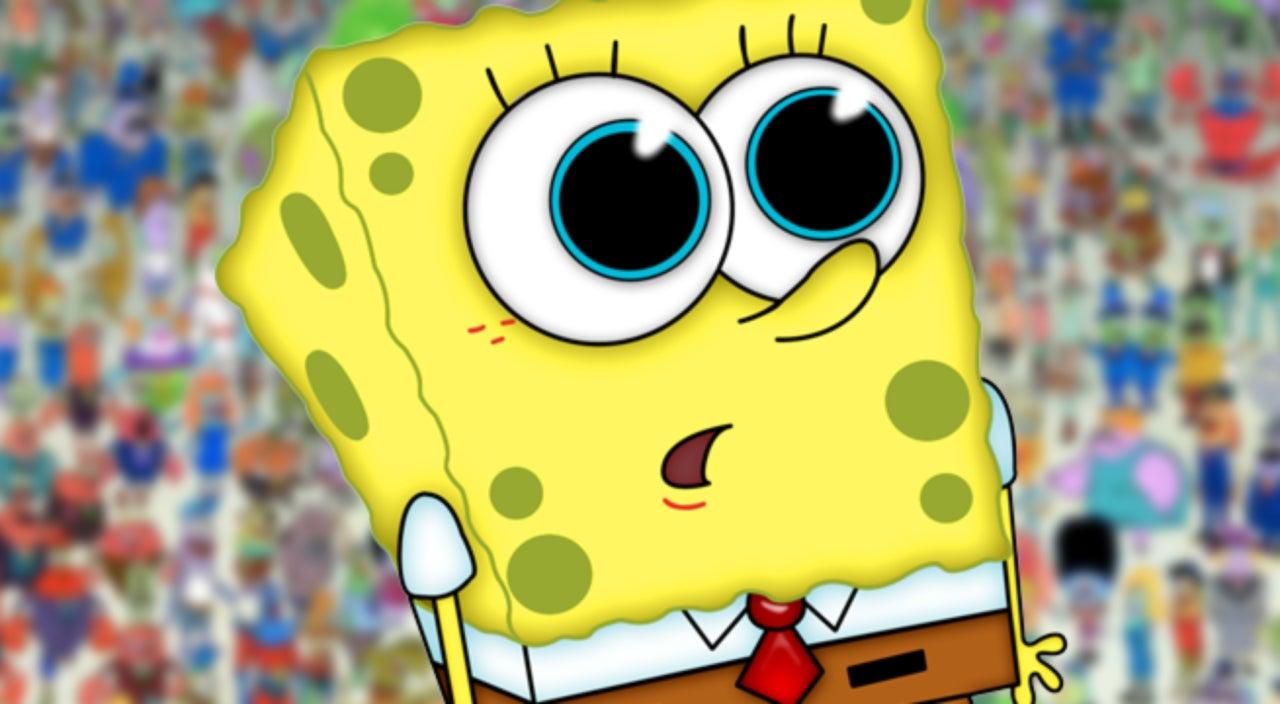 SpongeBob SquarePants Joins the Area 51 Raid