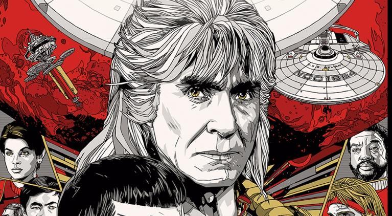 Star Trek II The Wrath Of Khan 35th Anniversary