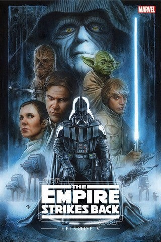 Star Wars: The Empire Strikes Back movie poster image