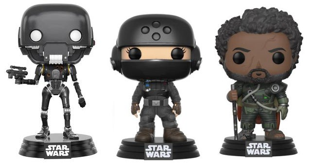 star wars funko nycc 2017 rogue one