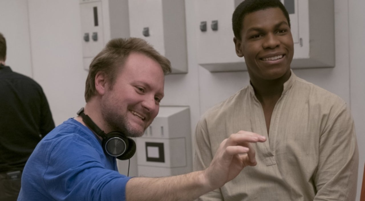 Rian Johnson Weighs in on Star Wars Director Turnover