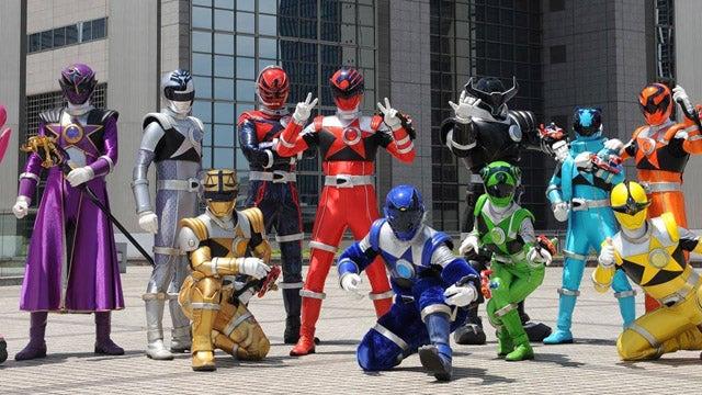 Super-Sentai
