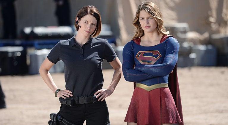 supergirl season 2 kara and alex