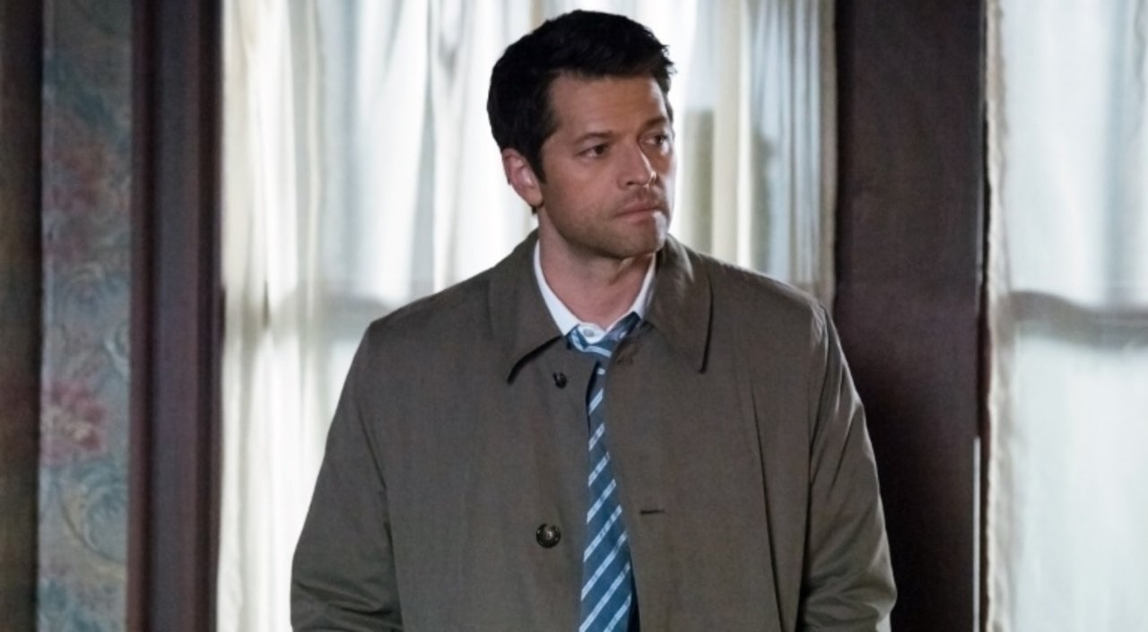 Supernatural's Final Season Prompts Misha Collins to Do Some Soul Searching