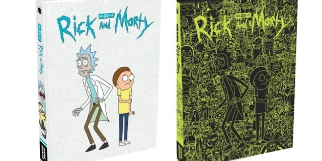 the-art-of-rick-and-morty-top