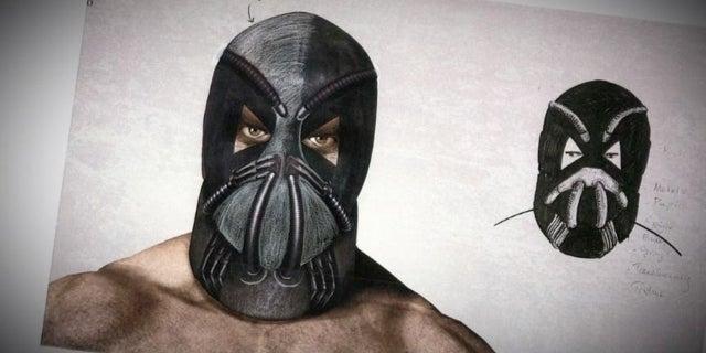 The Dark Knight Trilogy Concept Art