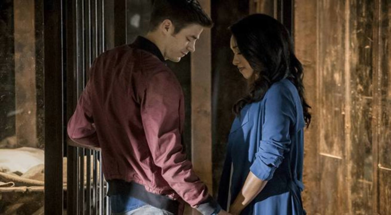Barry & Iris Will Go To Couples Therapy In 'The Flash' Season 4