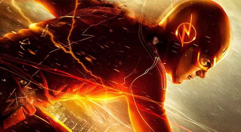 the flash new powers speed force