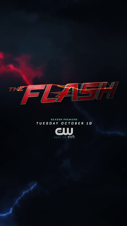 The Flash Gets A New Logo For Season 4