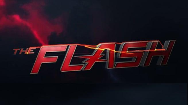 The Flash Season 4 New Logo