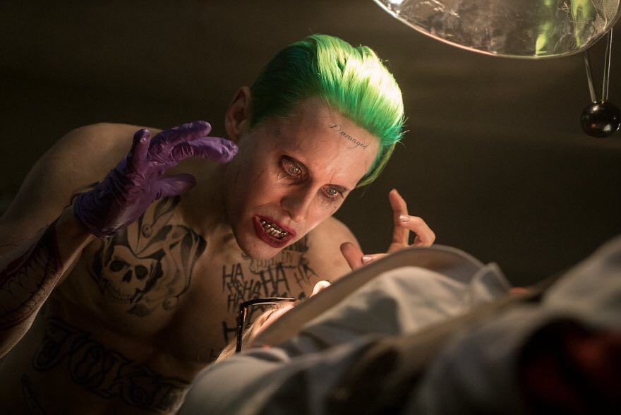 the joker jared leto suicide squad new still