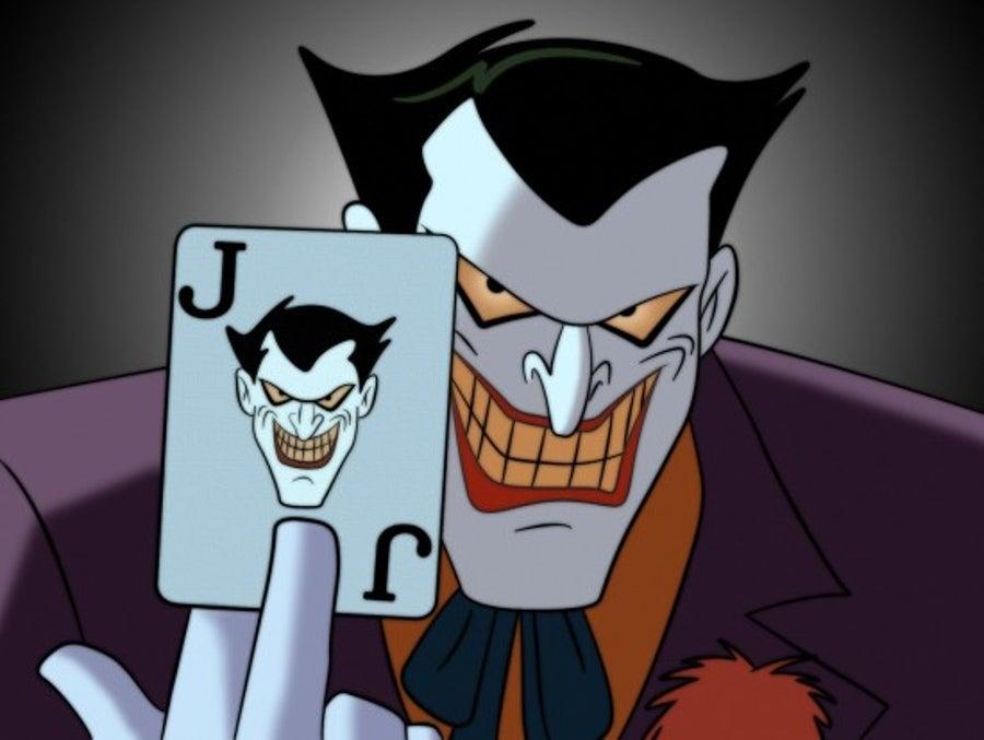 The Joker Mark Hamill