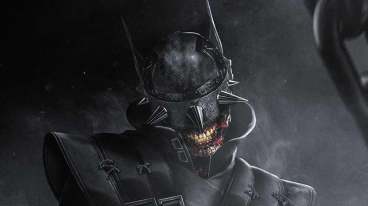 Bosslogic Designs Terrifying Images Of The Batman Who Laughs