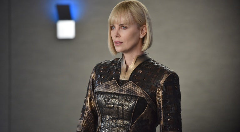 The Orville Charlize Theron
