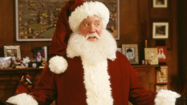 the santa clause disney tim allen