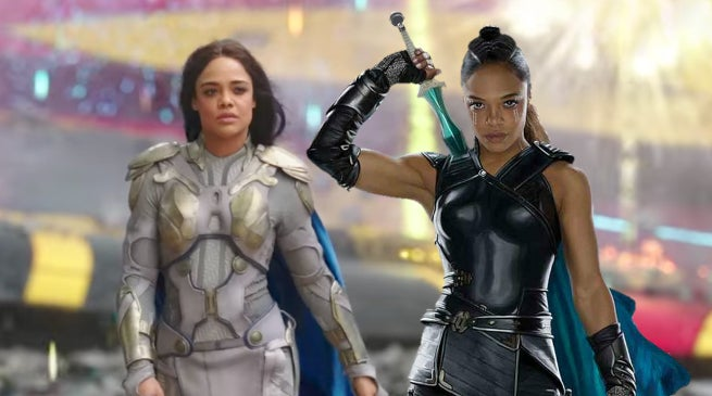 Thor Ragnarok Valkyrie Costume Changes
