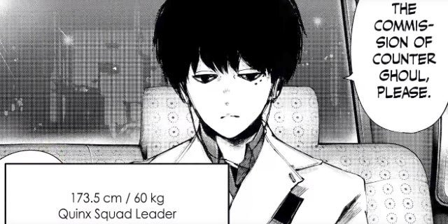 Tokyo Ghoul RE Manga Sequel Preview