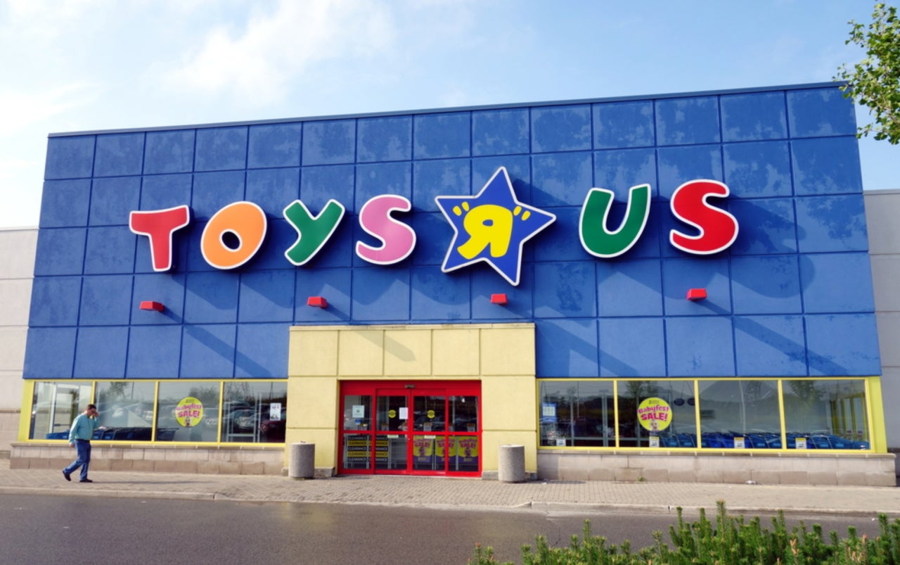 Toys 'R' Us Reveals First New Store Locations