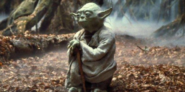 yoda the empire strikes back star wars