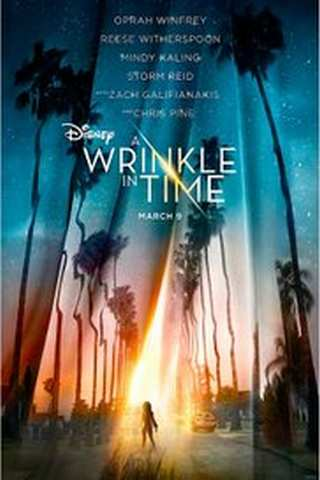 A Wrinkle in Time movie poster image
