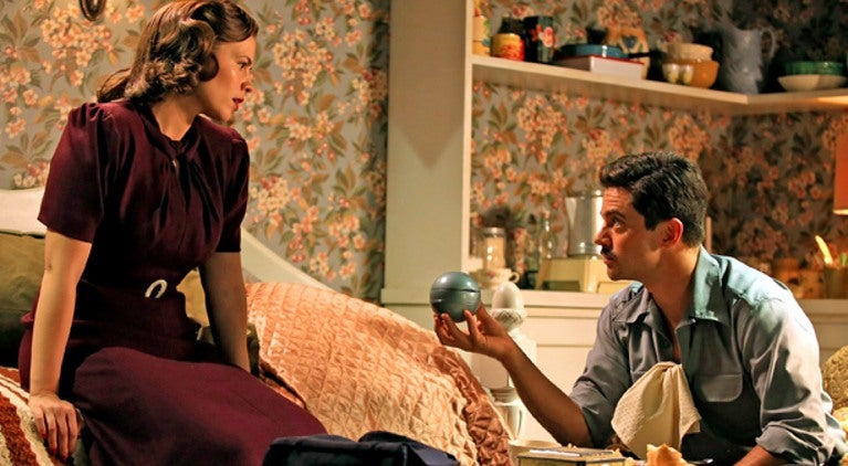 Agent Carter Hayley Atwell Dominic Cooper