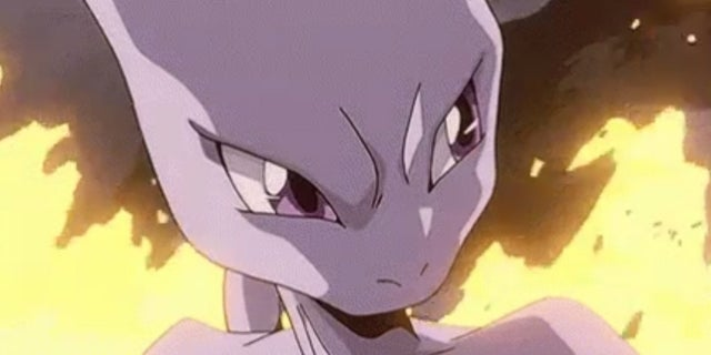 angry mewtwo