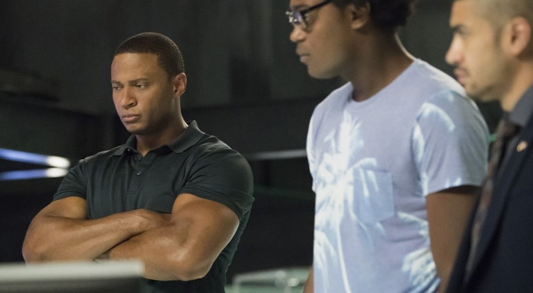 arrow-what-is-diggle-hiding