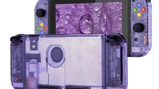 atomic purple switch