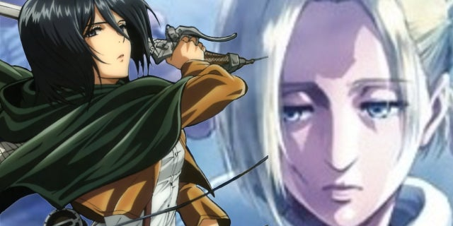 'Attack On Titan' Shares New Details About Its 'Lost Girls ...