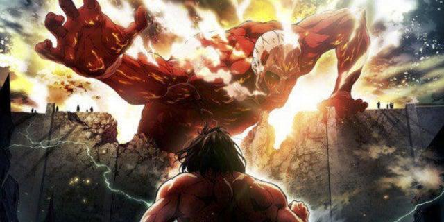 Attack on Titan Season 2 Compilation Movie