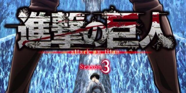 'Attack On Titan's Season 3 Poster Teases Some Major Spoilers