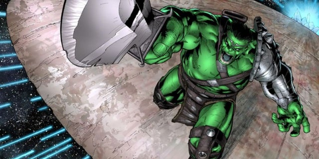 Avengers 3 4 World War Hulk