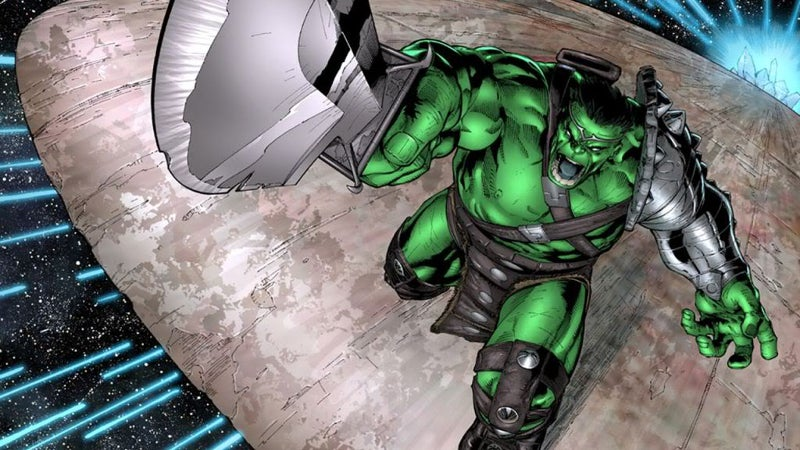 Avengers 3 4 World War Hulk