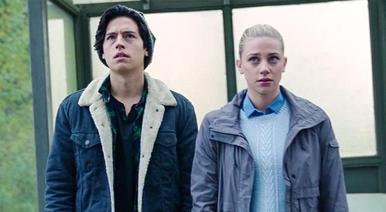 betty and jughead riverdale