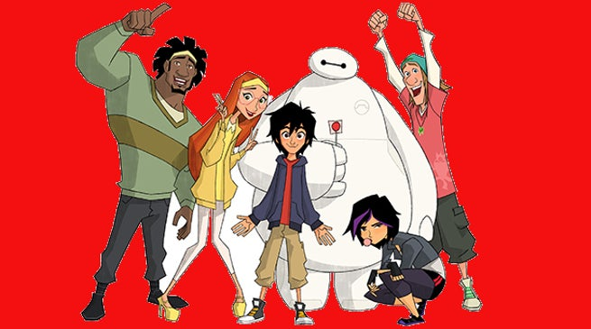 Big Hero 6 Baymax Returns TV Movie