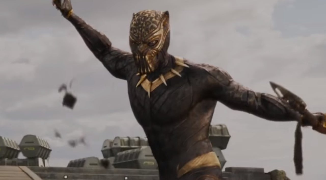 Image result for killmonger golden jaguar