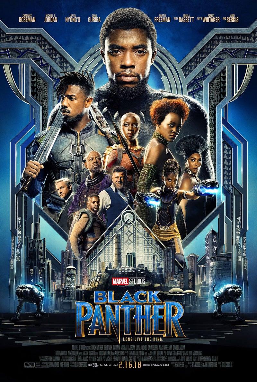 Black Panther - Marvel Cinematic Universe