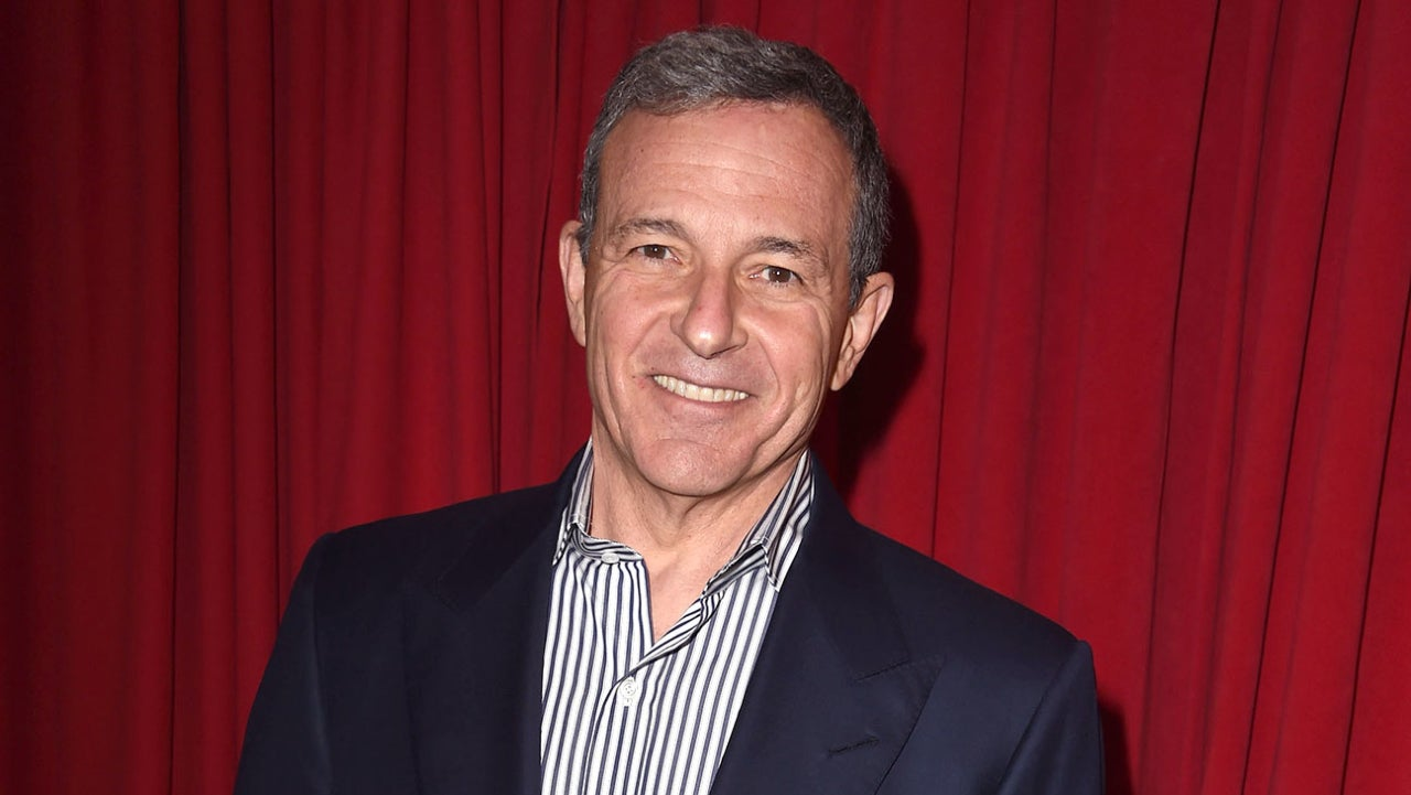 Bob Iger Jokes He Needed Wikipedia to See All That Disney Owned