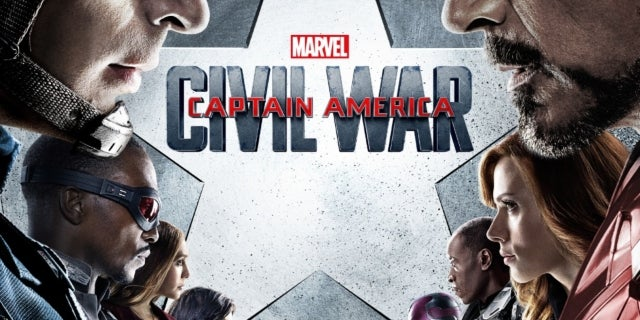 Captain America 3  Movie Poster - Marvel Cinematic Universe