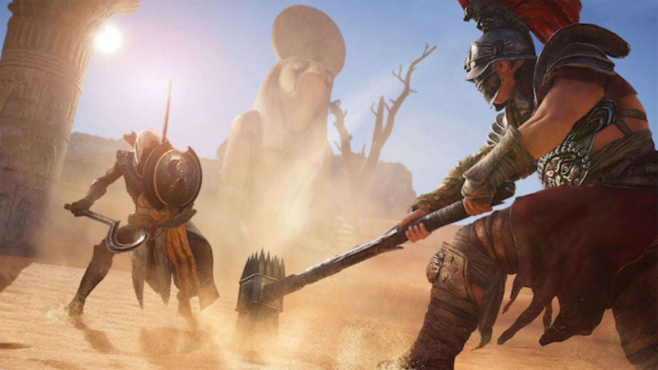 Assassin S Creed Origins Loading Screens Contain Hints About