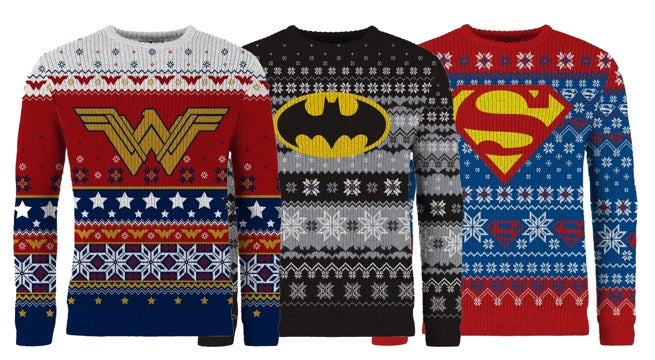 dc-comics-holiday-sweaters