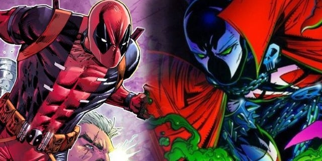 Watch The Creator Of Spawn Draw Deadpool