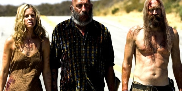 devils rejects sid haig bill moseley sheri moon zombie