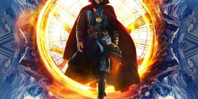 Doctor Strange Movie Poster - Marvel Cinematic Universe