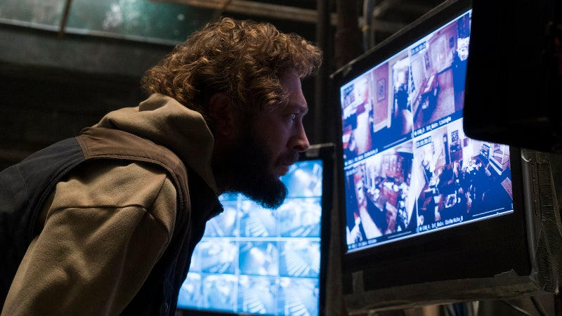 Ebon Moss-Bachrach as Micro Dan Lieberman in Marvel's The Punisher