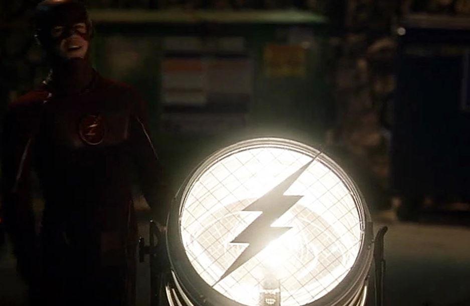 flash signal