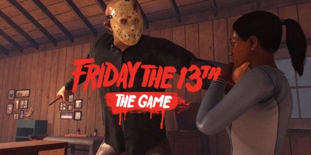 Friday the 13th The Game Jason Kills
