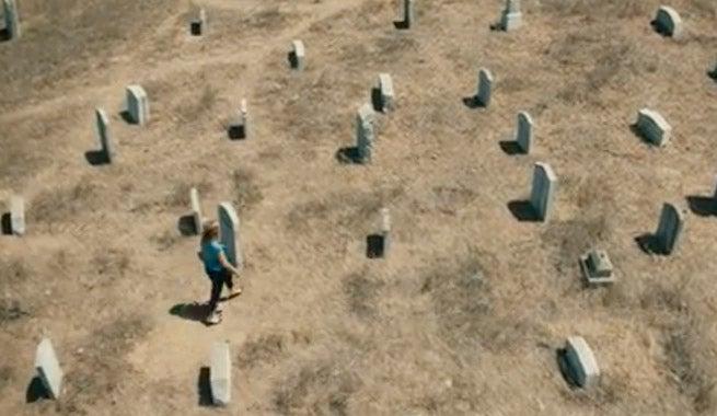 FTWD Graveyard Madison
