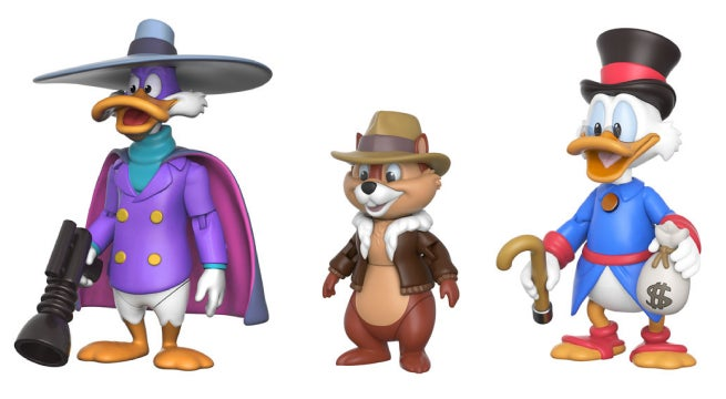 funko disney afternoon action figures